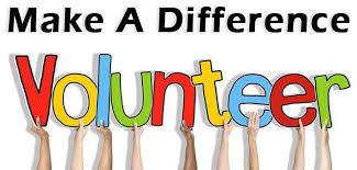 Make a difference Volunteer!