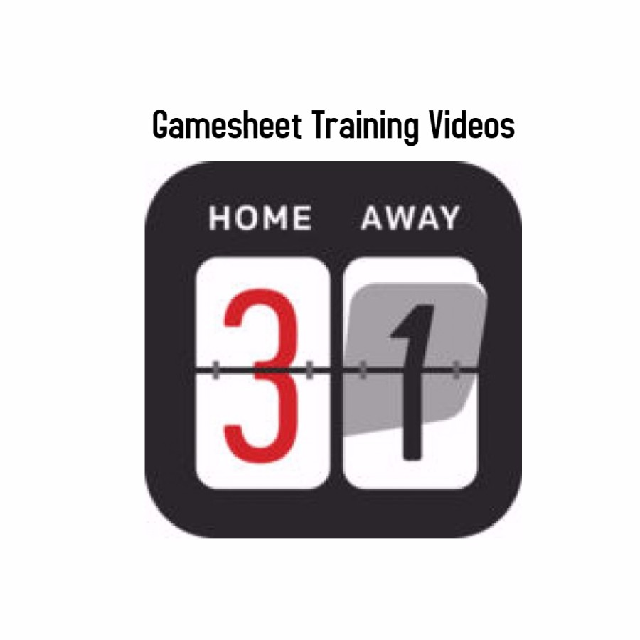 Coaches Tutorial Electronic Game Sheets