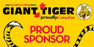 Giant Tiger - League Sponsor